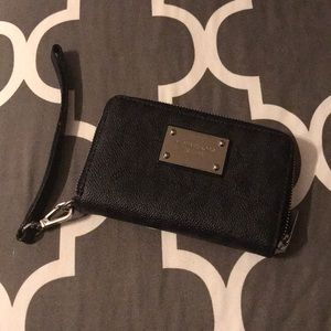 Small used wallet